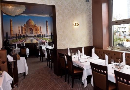 Indisches Restaurant TajTandoori Foto Thomas Troester